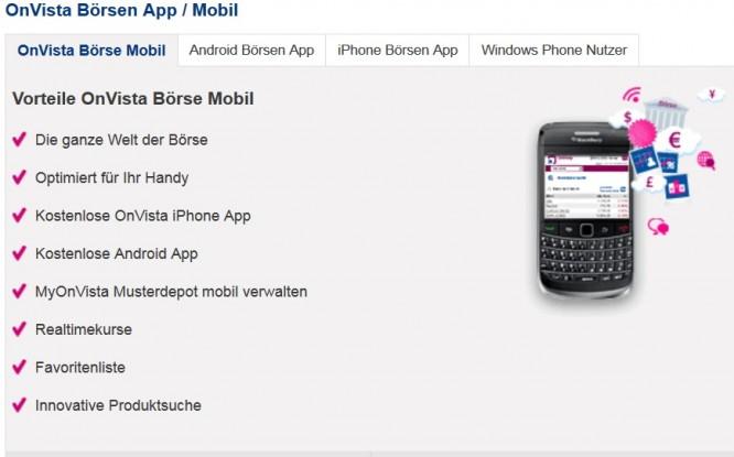 1 B+Ârsen-App