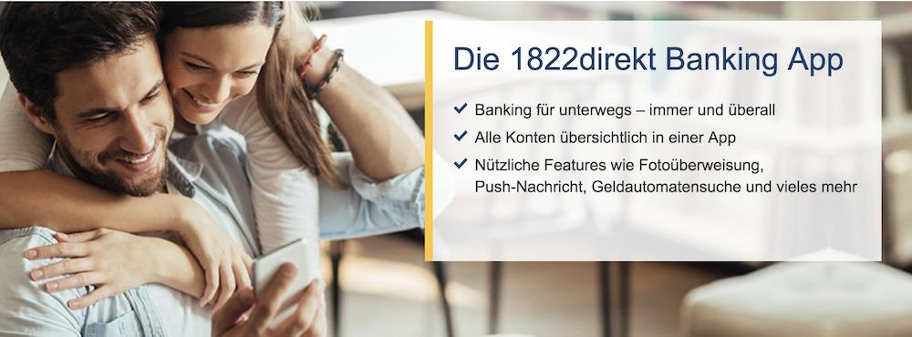 1822direkt App