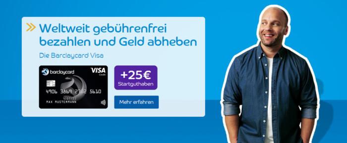 Barclaycard Kreditkarte Erfahrungen