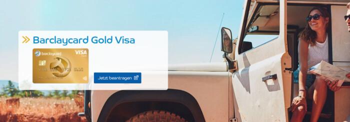Barclaycard Kreditkarte Test
