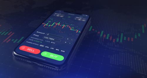Mit der flatex App können Kunden auch unterwegs die Vorteile des Brokers nutzen