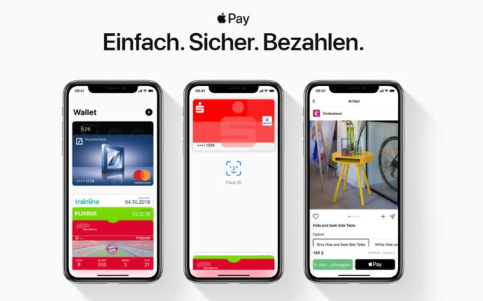 ING Apple Pay Deutschland