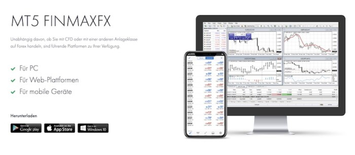 Finmax Handelsplattformen