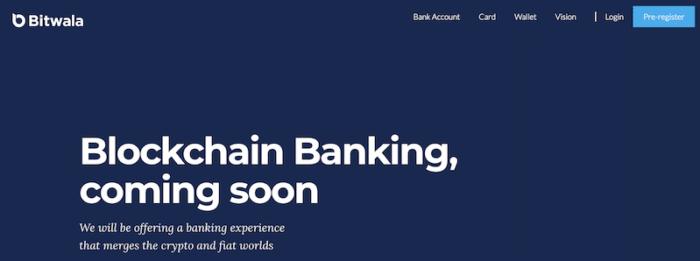 Die Bitwala Homepage
