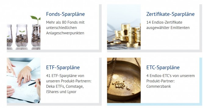 7 ETF Sparpl+ñne