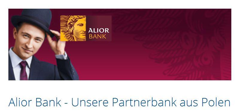 AAlior Bank bei WeltSparen