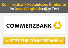 Commerzbank Girokonto Erfahrungen auf depotvergleich.com
