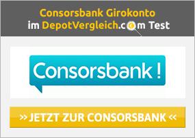 Consorsbank Girokonto Erfahrungen auf depotvergleich.com