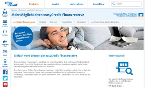 Die ultimative easyCredit Volksbank Erfahrung