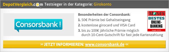 Der Girokonto Vergleich im Test von depotvergleich.com