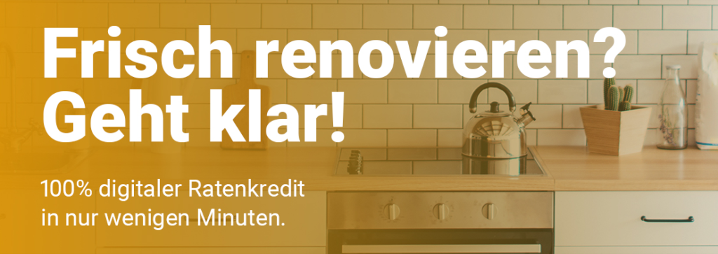 Fidor Bank Ratenkredit