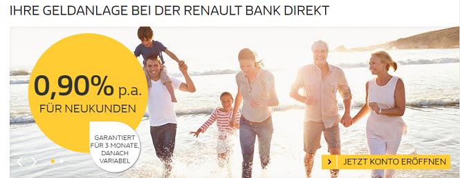 Renault Direkt Festgeld Erfahrungsbericht