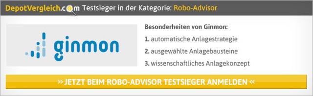 Robo-Advisor Vergleich von Depotvergleich.com