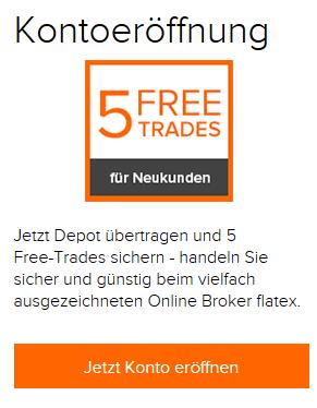 Flatex Depotwechsel Bonus