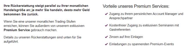 IG Premium Service
