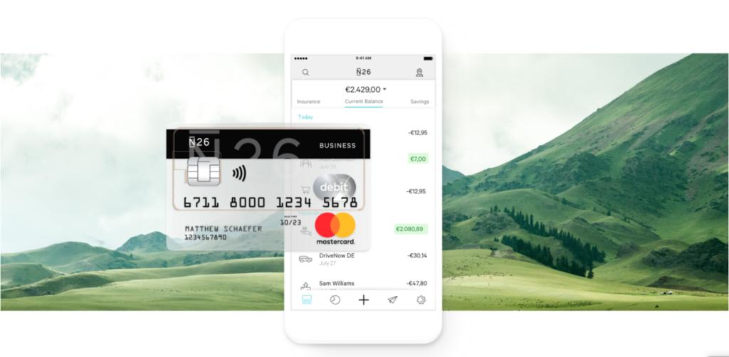 N26 Online Banking PIN