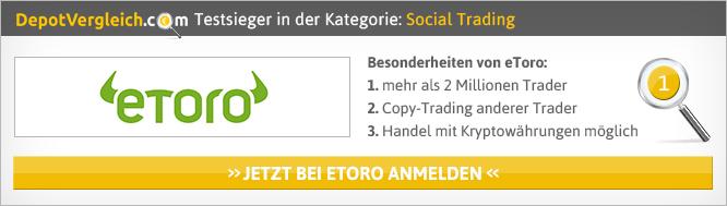 Social Trading Kosten
