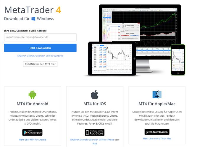 MT$ Admiral Markets
