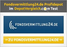 Fondsvermittlung24.de Profidepot Erfahrungen auf depotvergleich.com