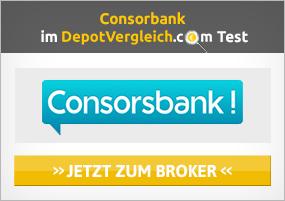Consorsbank Erfahrungen & Test