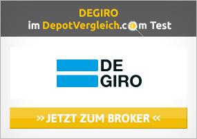 DEGIRO App Erfahrungen von Depotvergleich.com