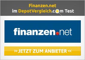 finanzen.net Broker Erfahrungen von Depotvergleich.com