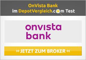 OnVista App Erfahrungen von Depotvergleich.com