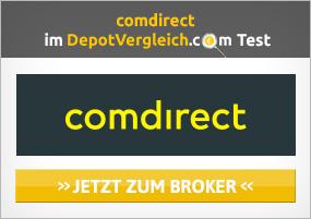 comdirect Erfahrungen im Test von depotvergleich.com