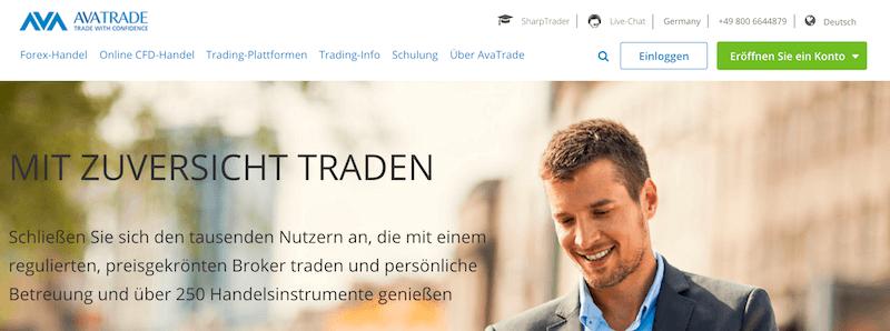 AvaTrade Krypto Erfahrungen von Depotvergleich.com