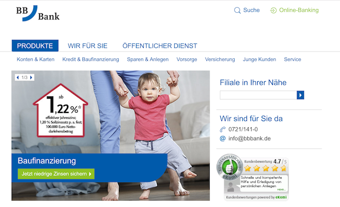 BBBank Erfahrungen von Depotvergleich.com