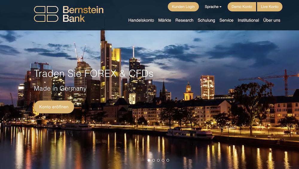 Bernstein Bank Erfahrungen von Depotvergleich.com