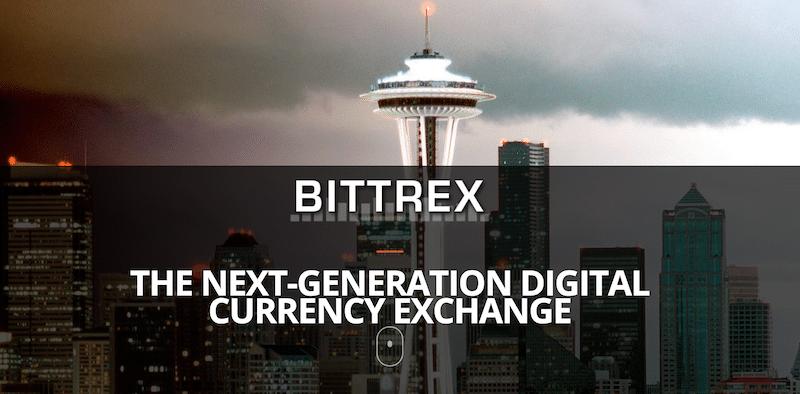 Homepage Bittrex