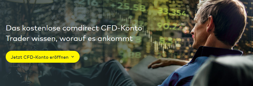 comdirect Depot Test