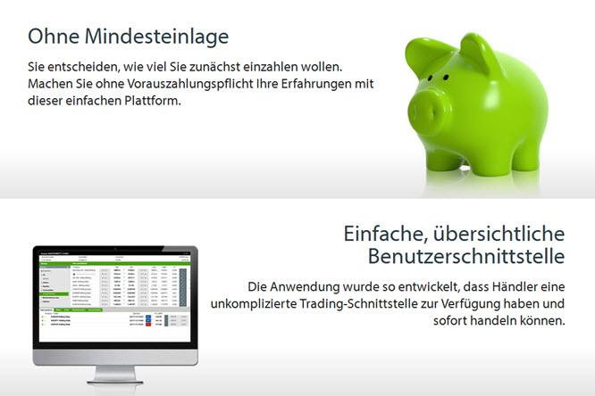 Die Vorteile des ETX-Traders