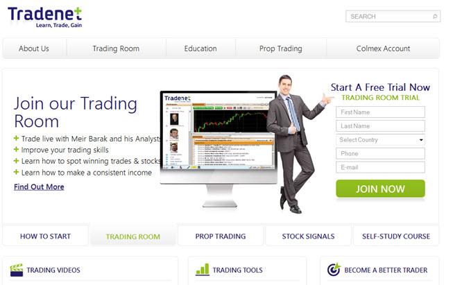 Übersichtliche Webseite mit allen Vorteilen im Überblick