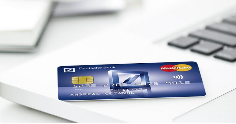 Deutschen Bank MasterCard