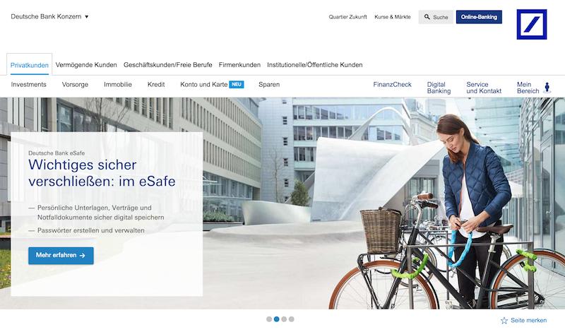 Deutsche Bank Girokonto Erfahrungen von Depotvergleich.com