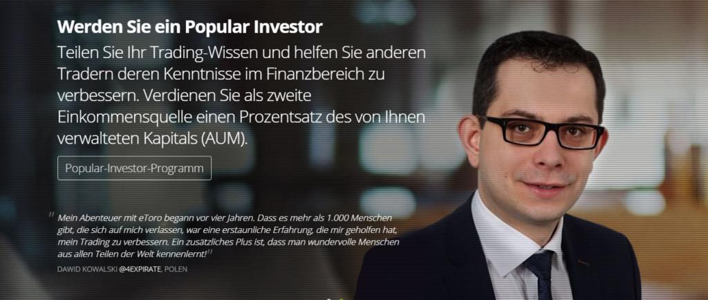 eToro Wertpapiere verkaufen