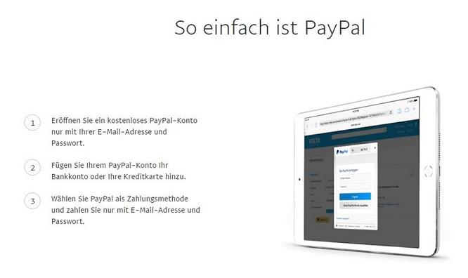 PayPal – ein einfaches Zahlmittel