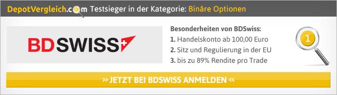 Binre Optionen Schweiz
