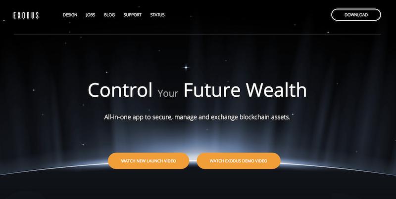 Exodus Wallet Erfahrungen von Depotvergleich.com