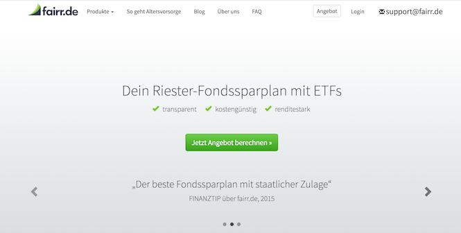 fairr.de Erfahrungen von Depotvergleich.com