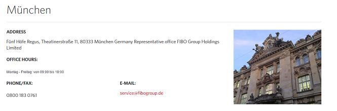FIBO Group Service