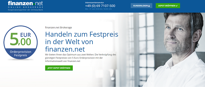 finanzen.net Test