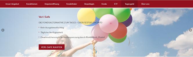 FondsSuperMarkt Veri-Safe Fonds