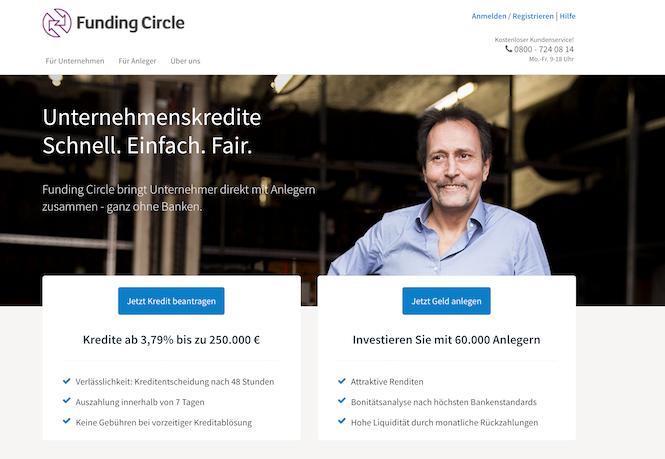 Funding Circle Erfahrungen von Depotvergleich.com
