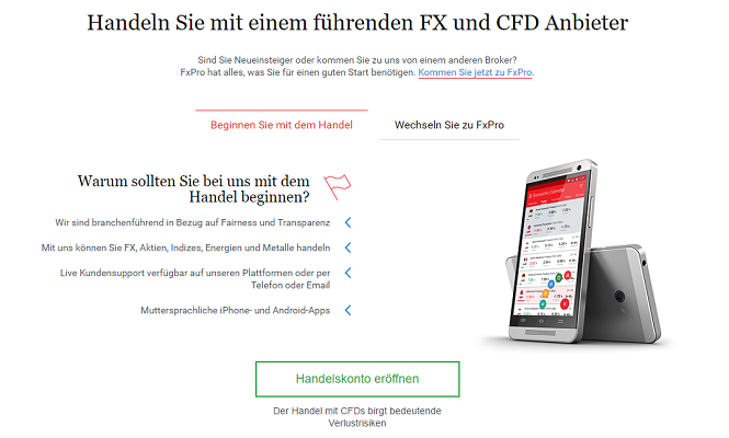FxPro App