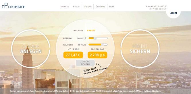 GIROMATCH Homepage