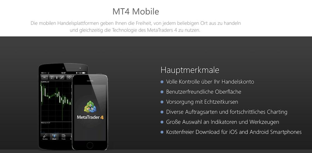 GKFX MT4 App