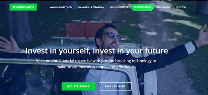 invest.com Erfahrungen von Depotvergleich.com